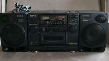 *Read* Sony Cfd-510 Am/Fm Radio Cd Cassette Recorder ,Cassette Not Working