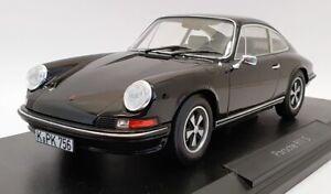 Norev 1/18 Scale Model 187631 - 1973 Porsche 911S - Black