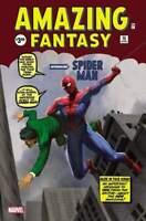 Amazing Fantasy #15 Facsimile Edition Rock-He Kim Variant Homage
