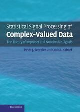 Statistical Signal Processing of Complex-Valued Data : The Theory of Improper...