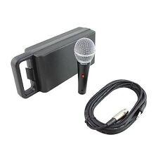 NUMARK WM200 Handheld Vocal Microphone Dj Pa Karaoke Vocal Microphone WM 200