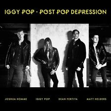 Iggy Pop - Post Pop Depression [New Vinyl] Explicit, Deluxe Edition