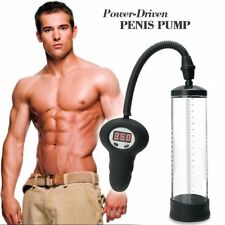 "8"" Beginner Automatic Electric Power Vacuum Suction Power Penis Pump Enlarger"