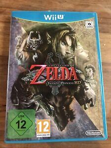 The Legend of Zelda: Twilight Princess HD - [Wii U]
