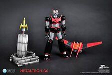 High Dream HL Pro Metaltech MT06 Z Mazinger die cast action figure black version