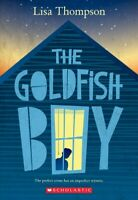 Goldfish Boy, Paperback by Thompson, Lisa, Brand New, Free P&P in the UK