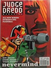 JUDGE DREDD MEGAZINE - No 77 - 14/04/1995- UK comic-  -COM-579