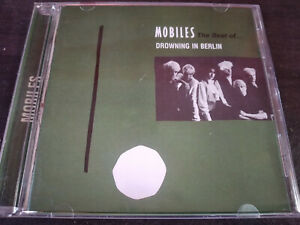 MOBILES - Drowning In Berlin (The Best Of) CD New Wave / Synth Pop