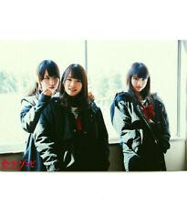 "AKB48 Rina Kawaei Nana Owada Juri Takahashi ""Sailor Zombie"" photo"