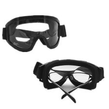 Safety Goggles Over Glasses Flexible Dust Impact Resistant Work Eye Protection