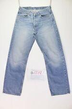 Levis 508 Loose Fit (Cod. D1719) Tg.44 W30 L32 jeans usato comfort fit largo