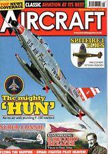 Aircraft Illustrated 2011 November - F100 - Constellation - Oman - Vampire - Go