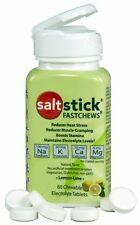 SaltStick FASTCHEWS 60-count Bottle of Chewable Electrolyte Replacement Table...
