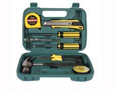 9 PCS Mechanics Tool Set Home Tool Kit Hardware Kit Tool Box Car Tool Kit