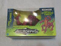 Hasbro Animorphs Transformers Visser Three Inferno Creature Andalite Fire Fangs