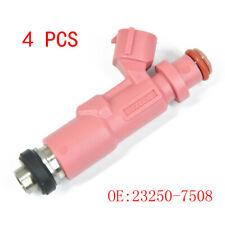 4pcs Fuel Injector Toyota 4Runner 2.7L 1999-2000, Tacoma 2.7L 2.4L 1999-2004