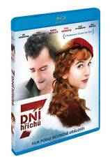 Seven Days of Sin / 7 dni hrichu BLU-RAY Czech drama 2012 English subtitles