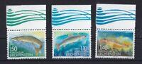 Liechtenstein 1989 postfrisch MiNr. 964-966 Fische