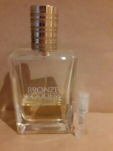Bronze Goddess Estee Lauder Perfume 2ml Travel / Purse Spray