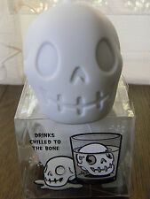 CHILLER 3D Skull Ice Mold Silicone Halloween Party 3-Dimensional NIP