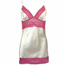 Women's Satin Babydoll and Chemise