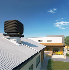 Full Quote for Evaporative Cooling Evap cooling air conditioning install