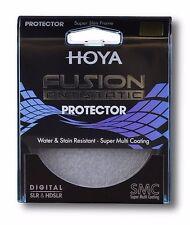 HOYA FUSION 77mm PROTECTOR FILTER - ANTISTATIC FILTER & BONUS 16GB USB