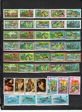 Niue - Lot Of Early Unused MH/OG Stamps {NU6}