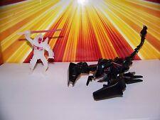 Power Rangers Samurai Scorpion Creature Zord Deker Zord Builder Megazord Bandai