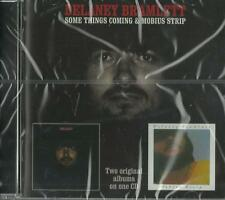 Delaney Bramlett  - Some Things Coming & Mobius Strip ( CD ) NEW / SEALED