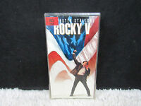 1990 Rocky V Sylvester Stallone, MGM Home Entertainment VHS Video Tape