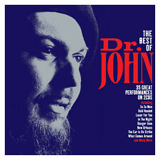 Dr. John - The Best Of / Greatest Hits 2CD NEW/SEALED