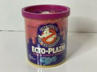 Vintage Ghostbusters Ecto Plasm Can With Slime
