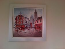 Henderson Cisz Limited edition Truro Cathedral View Cornwall. Edition 9 of 95