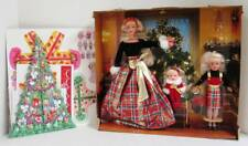 Holiday Sisters Barbie Kelly Stacie Gift Set (Special Edition) [NO BOX]