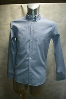 CHEMISE  SANDRO  TAILLE S  DRESS SHIRT/CAMISA/CAMICIA TBE