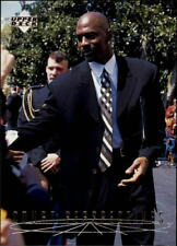 Michael Jordan #165 Upper Deck 1997/98 NBA Basketball Card