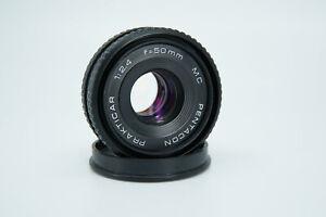 Prakticar Pentacon 50mm f/2.4 Prime Camera Lens