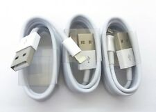 3-PACK USB Data Charging Charger Cables Cords compliant I Phone 5 S 6 7 8 Plus