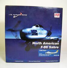 "Hobby Master HA4314B 1/72 F-86E Sabre Jet Fighter ""Chris Craft"""