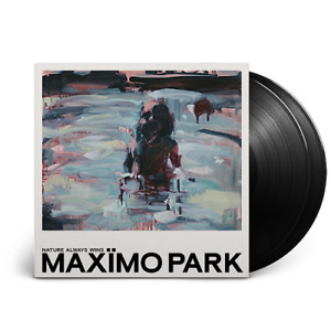 MAXIMO PARK - Nature always Wins (2021) New 180gm Black H/Weight  2 x VINYL LP