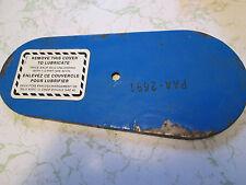 Patz  Silo Unloader Chipper Cover #PAA- 2691