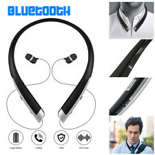 Wireless Headphone Neckband Bluetooth 5.0 Earbuds Stereo Headset Noise Canceling