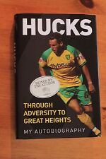 Hucks: My Autobiography by Rick Waghorn (Hardback, 2011) Signed copy