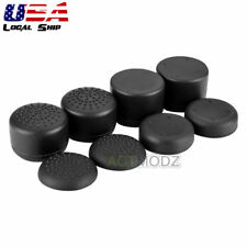 8 Pcs Accuracy Premium Silicone Rise Thumb Grips for PS4 PS3 Xbox 360 Controller