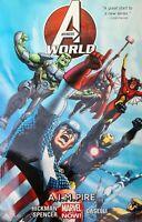 Avengers World Trade Paperback Vol 01 Aimpire #S1
