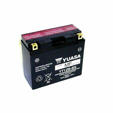BATTERIA ORIGINALE YUASA YT12B-BS 10AH PER KAWASAKI ZX10 R Ninja 1000 04-10-