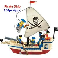 Lego Pirate Bateaux Jouet Enfant Trésor Navire Cadeau Noël jeux construction