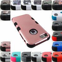 FOR APPLE IPHONE 8 7/7 PLUS SHOCK PROOF TUFF RUGGED CASE PROTECTIVE COVER+STYLUS
