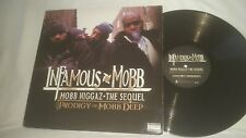 INFAMOUS MOBB - MOBB NIGGAZ THE SEQUEL PRODIGY OF MOBB DEEP - IM3 RECORDS